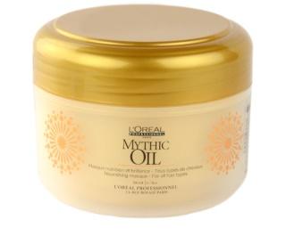 L'Oréal Professionnel Mythic Oil tápláló maszk minden hajtípusra