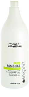 L'Oréal Professionnel Série Expert Pure Resource Shampoo With Citramine For Oily Hair