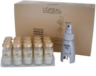 L'Oréal Professionnel Série Expert Absolut Repair Lipidium azonnali ápolás nagyon sérült hajra