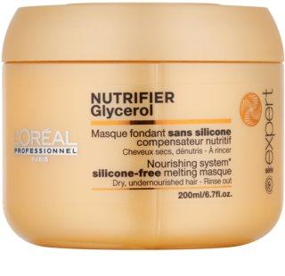 L'Oréal Professionnel Série Expert Nutrifier подхранваща маска  за суха коса