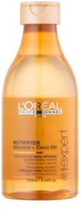 L'Oréal Professionnel Série Expert Nutrifier Shampoo mit ernährender Wirkung für trockenes und beschädigtes Haar
