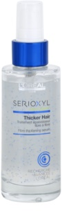 L'Oréal Professionnel Serioxyl Intra-Cylane™ Thicker Hair Serum zur sofortigen Stärkung und zur Vergrößerung der Haarfasern