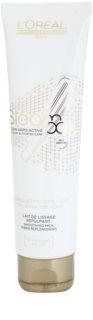 L'Oréal Professionnel Steampod bőrfeltöltő tej hajegyenesítésre
