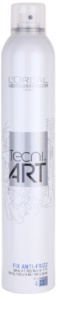 L'Oréal Professionnel Tecni.Art Fix Anti Frizz  fixáló spray töredezés ellen