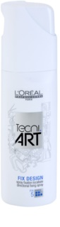 L'Oréal Professionnel Tecni.Art Fix Design Spray zur lokalen Fixierung