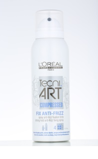 L'Oréal Professionnel Tecni.Art FIX Anti-Frizz spray utrwalający
