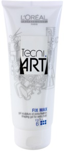 L'Oréal Professionnel Tecni.Art Fix Max Hair Styling Gel For Fixation And Shape