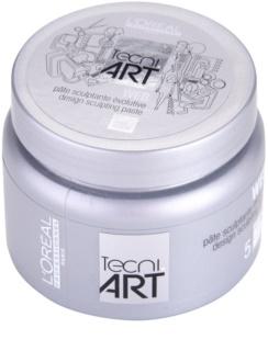 L'Oréal Professionnel Tecni Art Fix modelujący krem  do włosów extra srong