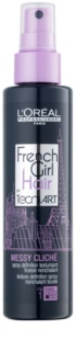 L'Oréal Professionnel Tecni.Art French Girl Hair spray styling pentru par fin si normal