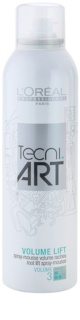 L'Oréal Professionnel Tecni Art Volume Styling Foam For Volume From Roots