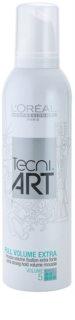 L'Oréal Professionnel Tecni Art Volume пяна за коса  за екстра обем