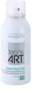 L'Oréal Professionnel Tecni Art Volume термоактивен спрей за фиксиране и оформяне