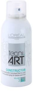 L'Oréal Professionnel Tecni Art Volume thermoaktives Spray für Fixation und Form