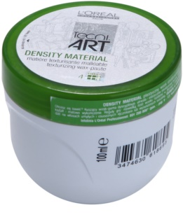 L'Oréal Professionnel Tecni.Art Density Material Texturising Wax - Paste Strong Firming