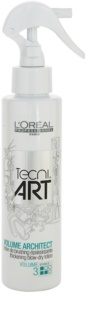L'Oréal Professionnel Tecni.Art Volume Architect spray volumoso para cabelo fino