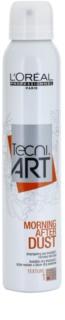 L'Oréal Professionnel Tecni Art Morning After Dust száraz sampon spray -ben
