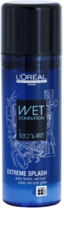 L'Oréal Professionnel Tecni Art Wet Domination gel para el cabello para fijación flexible