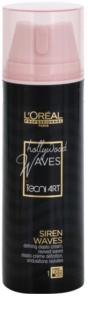 L'Oréal Professionnel Tecni Art Hollywood Waves Styling Crème  voor Definitie en Vorm