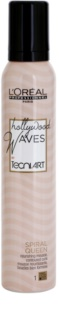 L'Oréal Professionnel Tecni Art Hollywood Waves Styling Mousse For Flexibility Of Waves