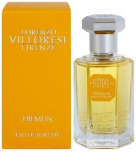 Lorenzo Villoresi Dilmun eau de toilette unisex 50 ml