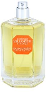 Lorenzo Villoresi Kamasurabhi eau de toilette teszter unisex 100 ml