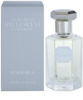 Lorenzo Villoresi Iperborea eau de toilette mixte 50 ml