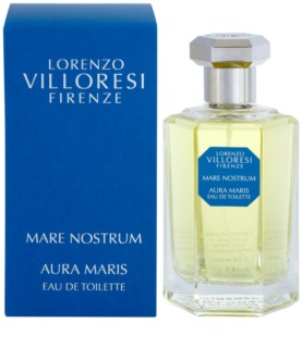 Lorenzo Villoresi Mare Nostrum Aura Maris eau de toilette mixte 100 ml