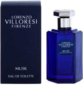 Lorenzo Villoresi Musk Eau de Toilette unisex 100 ml