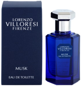 Lorenzo Villoresi Musk eau de toilette mixte 50 ml