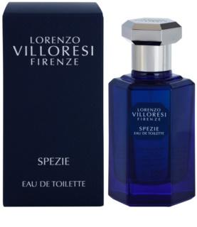 Lorenzo Villoresi Spezie eau de toilette unisex 2 ml esantion