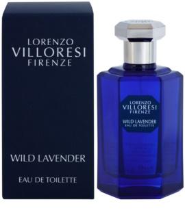 Lorenzo Villoresi Wild Lavender eau de toilette sample Unisex