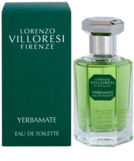 Lorenzo Villoresi Yerbamate eau de toilette mixte 50 ml