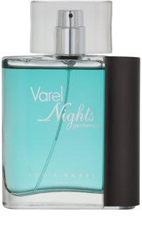 Louis Varel Varel Nights Gentleman Eau de Toilette voor Mannen 100 ml