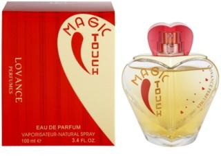 Lovance Magic Touch Eau de Parfum para mulheres 100 ml