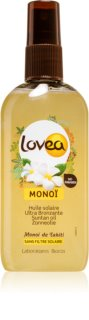 Lovea Monoi huile qui accélère le bronzage