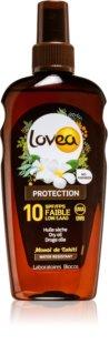 Lovea Protection suchý olej na opalování SPF 10