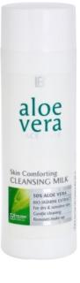 LR Aloe Vera Face Care jemné čisticí mléko pro suchou až citlivou pleť