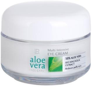 LR Aloe Vera Face Care крем для шкіри навколо очей проти набряків