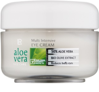 LR Aloe Vera Face Care oční krém s aloe vera