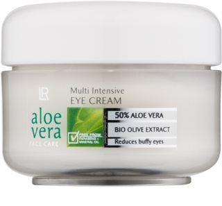 LR Aloe Vera Face Care крем для шкіри навколо очей з алое вера