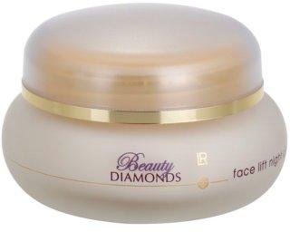 LR Beauty Diamonds нічний крем з ліфтинговим ефектом