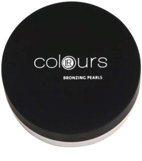 LR Colours bronzující tónovací perly na tvář