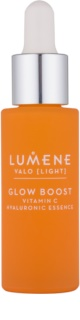 Lumene Valo [Light] lotion illuminante et nourrissante visage à l'acide hyaluronique