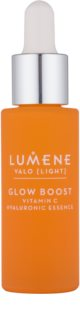 Lumene Valo [Light] lozione illuminante nutriente viso con acido ialuronico