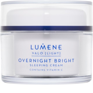 Lumene Valo [Light] Illuminating Night Cream with Vitamine C