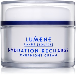Lumene Lähde [Source of Hydratation] Hydraterende Nachtcrème