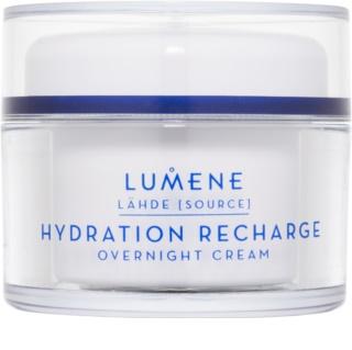 Lumene Lähde [Source of Hydratation] Hydraterende Nachtcrème