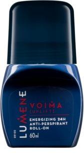 Lumene Men Voima [Uplift] energetyzujący antyperspirant roll-on 24 godz.