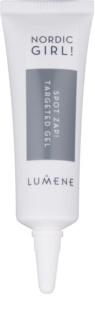 Lumene Nordic Girl! Spot Zap! gel local pour l'acné