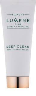 Lumene Sisu [Urban Antidotes] globoko čistilna maska
